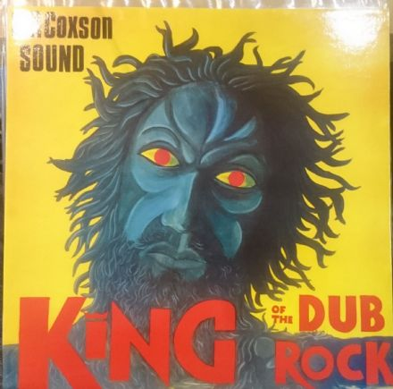 Sir Coxson Sound - King Of The Dub Rock (Tribesman) LP